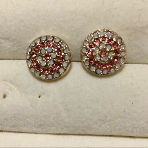 Round Stud Earrings 3 for $5 BUNDLE AND SAVE